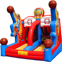 3 n 1 Inflatable Carnival Game