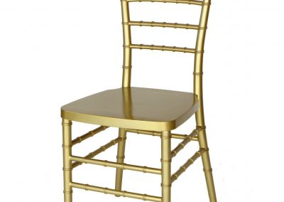 Gold Chiavari Chair