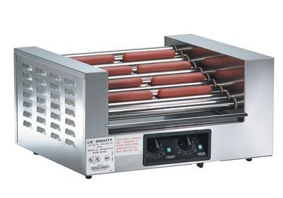 Hot Dog Grill Roller